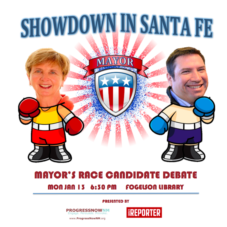 Santa Fe Mayor Debate