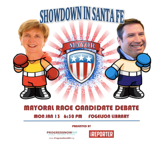 Santa Fe Mayoral Debate