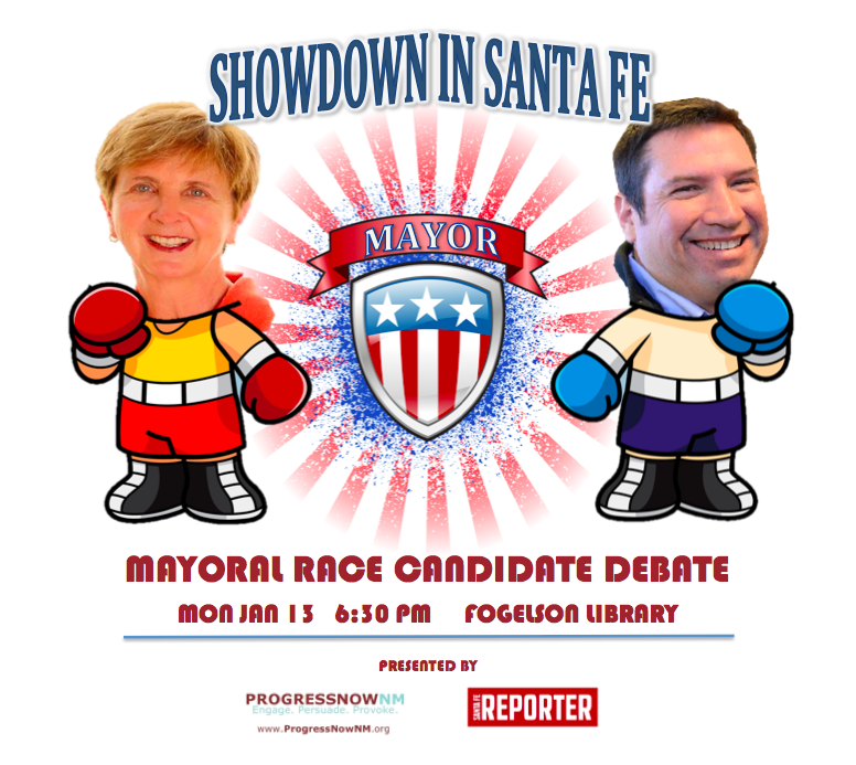 Santa Fe Mayoral Debate