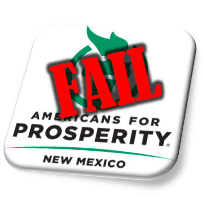 AFP NM FAIL