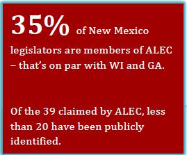 ALEC Members in NM