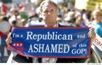 Ashamed of GOP