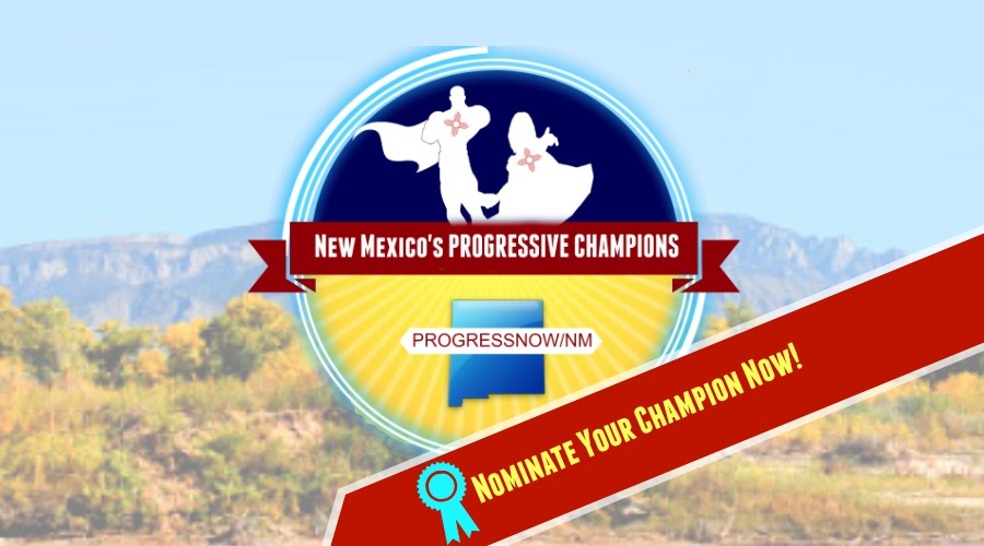 Nominate Progressive Champion 2