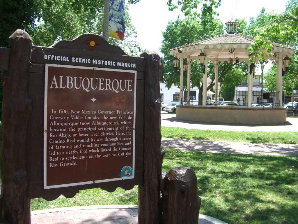 Albuquerque Civic Plaza. cc.
