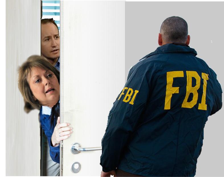 Susana Martinez, Jay McCleskey and the FBI