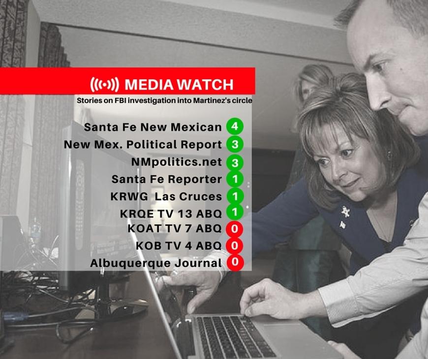 NM Political ReportNM Politics.netSanta Fe New MexicanKRQE TV - Ch. 13 (1)